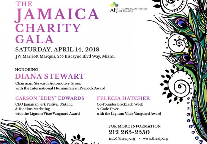 2018 Jamaica Charity Gala