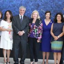 2015 AFJ Grant Ceremony