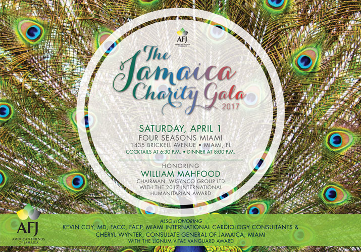 2017 Jamaica Charity Gala