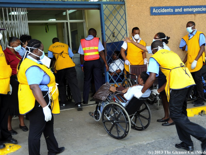 Norman Grindley/Chief Photographer