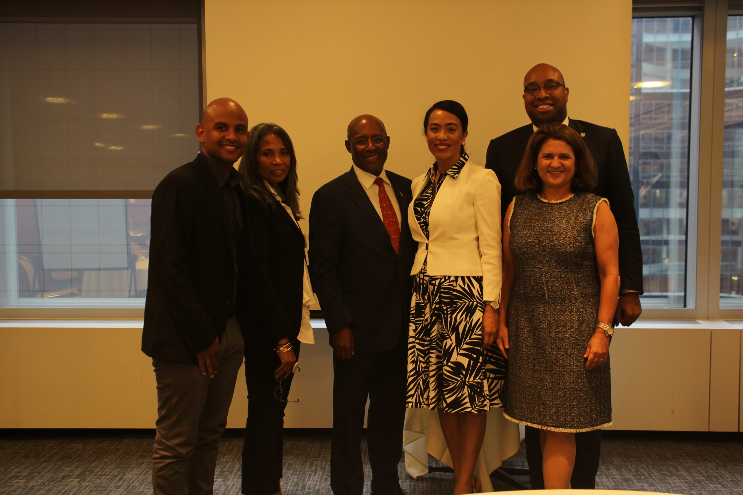 Corporate Breakfast at CitiGroup Center in NYC Aims to Boost Investor Interest in Jamaica