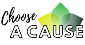 Logo choose a cause